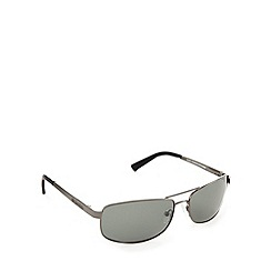 Dirty Dog - Polarized dozer gunmetal sunglasses - 53186