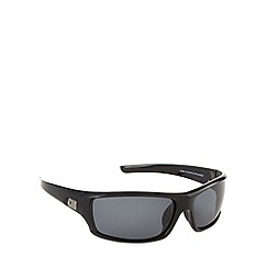 Dirty Dog - Polarized clank black sunglasses - 53182
