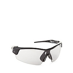 Dirty Dog - Photochromic edge black sunglasses - 58058