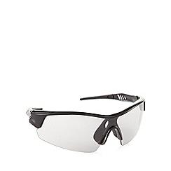 Dirty Dog - Photochromic edge black sunglasses - 58058