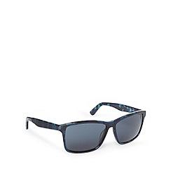 Lacoste - D frame blue camo sunglasses - L705 414