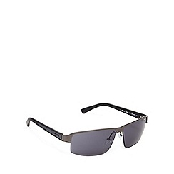 Police - Force metal half frame sunglasses - S8855 0627