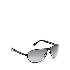 Police - Cube 4 rimless aviator sunglasses - S8843 0531