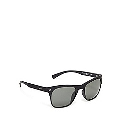 Police - Polarized d frame black sunglasses - S1950 U28P