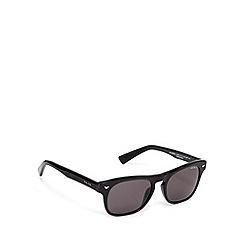 Police - Keyhole d frame black sunglasses - S1952 700P
