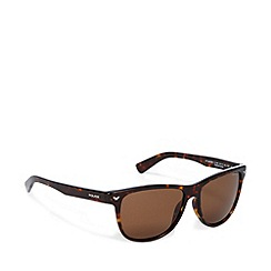 Police - Classic d frame tort sunglasses - S1953 743P