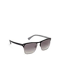 Police - Preppy keyhole sunglasses - S8949 0K56
