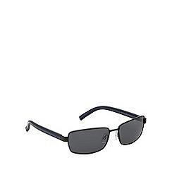 Polaroid - Grey rectangle frame polarised lenses sunglasses