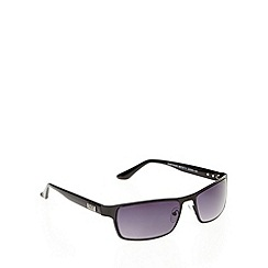 STORM - Endymion full frame black sunglasses - 9ST377-1