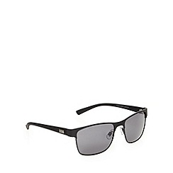STORM - Alcimus metal top bar black sunglasses - 9ST448-1