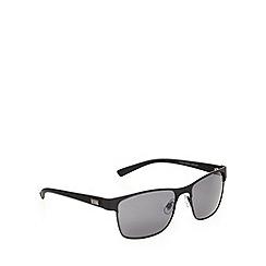 STORM - Alcimus metal top bar black sunglasses - 9ST448-1