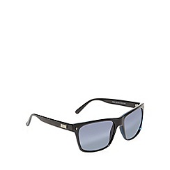 STORM - Hero d frame shiny black sunglasses - 9ST366