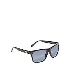 STORM - Hero d frame shiny black sunglasses - 9ST366