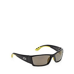 Animal - Yellow rectangle polarised sunglasses