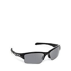 Oakley - Grey semi rimless sunglasses