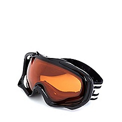 Dirty Dog - Orange 'Out Rigger' ski goggles
