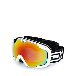 Dirty Dog - Red 'Stampede' ski goggles