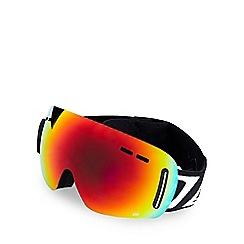 Dirty Dog - Red 'Drift' frameless ski goggles