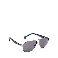 Converse - Navy and grey aviator sunglasses