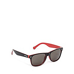 Converse - Red and black D-frame sunglasses