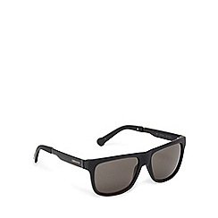 Converse - Black D-frame sunglasses