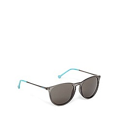 Converse - Light blue and grey D-frame sunglasses