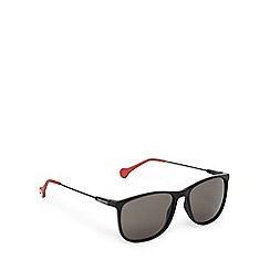 Converse - Black and red D-frame sunglasses