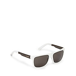 Converse - White and grey D-frame sunglasses