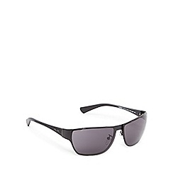 Police - Black D-frame sunglasses