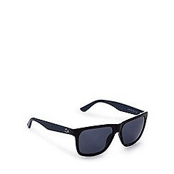 Lacoste - Blue square frame sunglasses