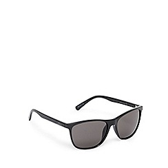 Bloc - Black and grey D-frame sunglasses