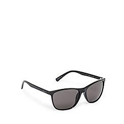 Bloc - Black and grey D-frame sunglasses
