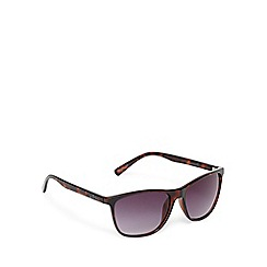 Bloc - Brown and grey tortoiseshell D-frame sunglasses