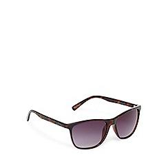 Bloc - Brown and grey tortoiseshell D-frame sunglasses