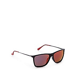 Bloc - Black polarised sunglasses