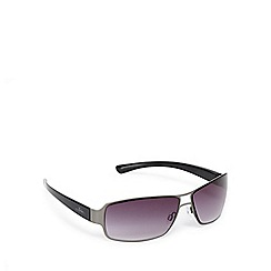 Bloc - Grey  aviator sunglasses