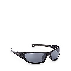 Bloc - Black wrap around sunglasses
