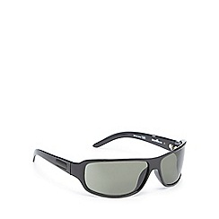 Bloc - Green tinted rectangle sunglasses