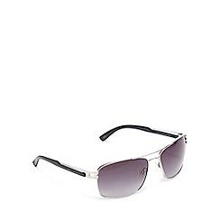 Bloc - Grey rectangle sunglasses