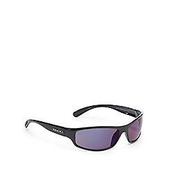 Bloc - Blue tinted rectangle sunglasses