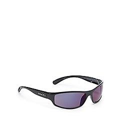 Bloc - Blue tinted rectangle sunglasses