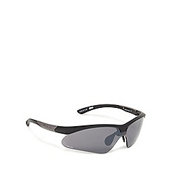 Bloc - Grey tinted semi rimless sunglasses