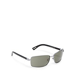 Ted Baker - Green rectangle sunglasses