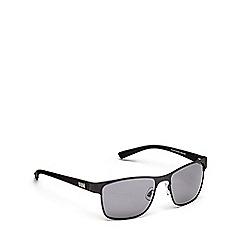 STORM - Grey metal top bar sunglasses