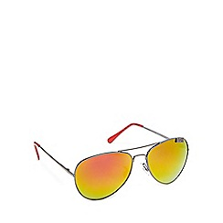 STORM - Multi-coloured tinted aviator sunglasses