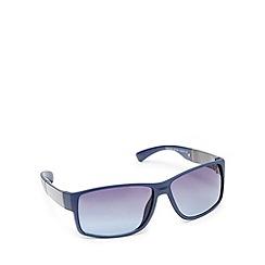 STORM - Blue tinted D-frame sunglasses