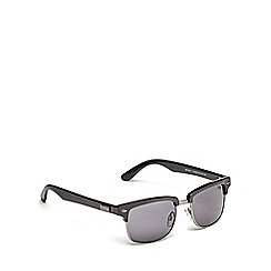 STORM - Black preppy sunglasses