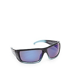 Stormtech - Blue polarised rectangle sunglasses