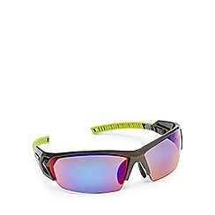 Stormtech - Multi-coloured wrap-around semi rimless sunglasses