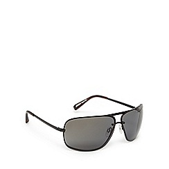 Suuna - Black aviator sunglasses